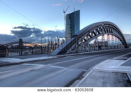 Ecb And Arched Bridge