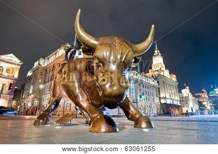 Shanghai Bull