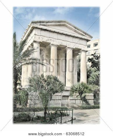 Sir Alexander Ball Monument