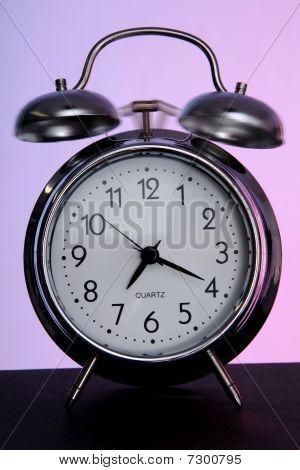 Alarm Clock Ringing