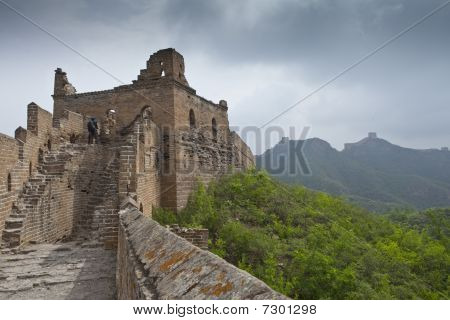 Chinese ancient times the great wall