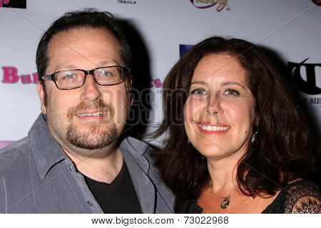 LOS ANGELES - SEP 18:  Michael Rutter, Deborah Mellman Rutter at the