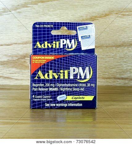 Box Of Advil Pm