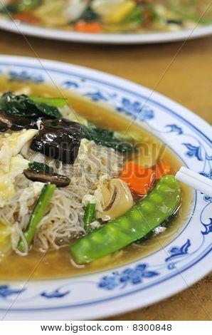 Chinese Vegetarian Bee Hoon
