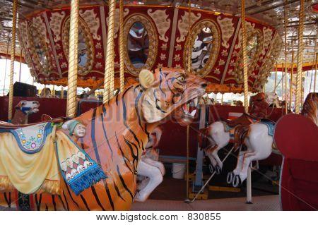 Tiger Carousel