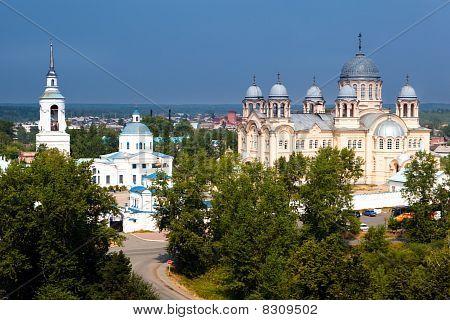 Verhoturie.man's Piously-nikolaev Monastery 2