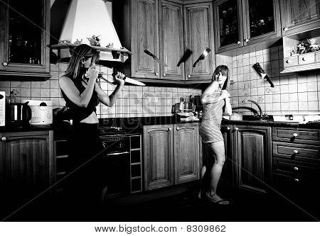 Kitchen Stress