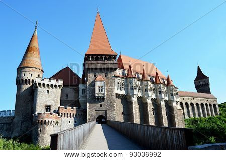 Huniazilor Castle