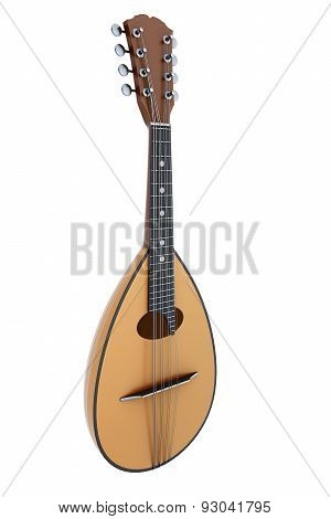 Mandolin Isolated