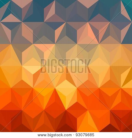 Abstract Colorful Background Design