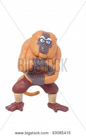 Master Monkey Toy