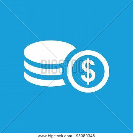 Dollar rouleau icon