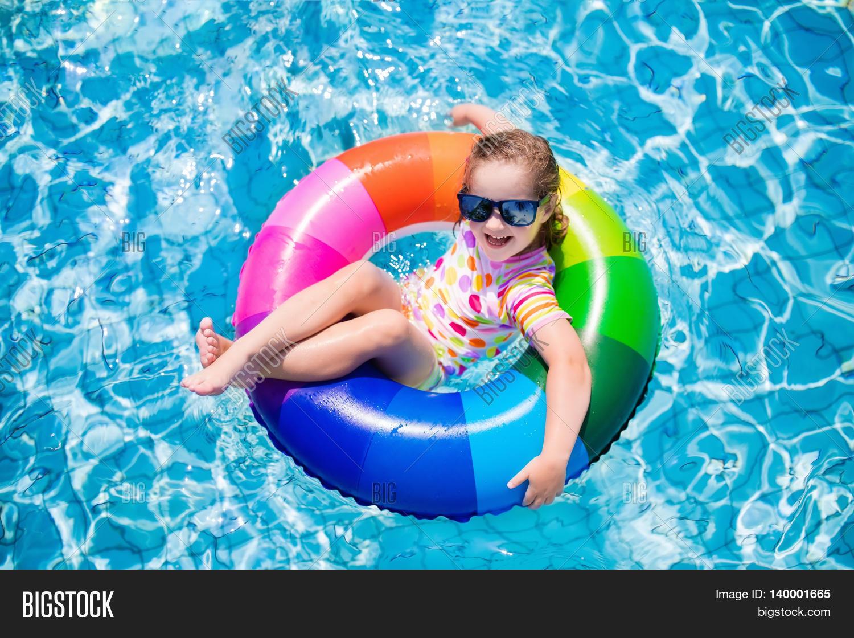 Happy Little Girl Image & Photo (Free Trial) | Bigstock