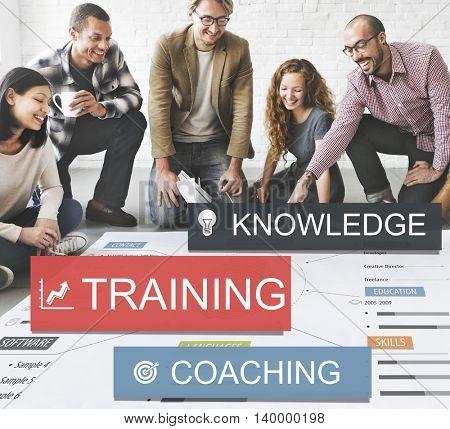 Training Best Practice Coaching Development Knowledge Concept