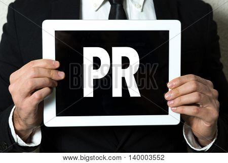 PR (Public Relations)