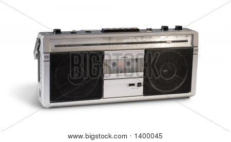 80S Boom Box