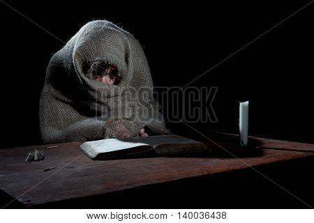 Beggar Or Nun