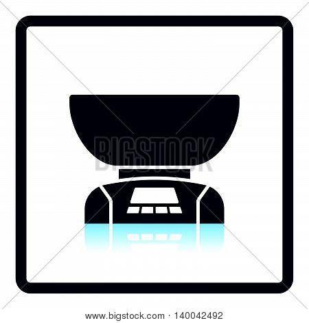 Kitchen Electric Scales Icon