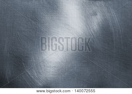 chrome metal texture with reflection. background and texture.