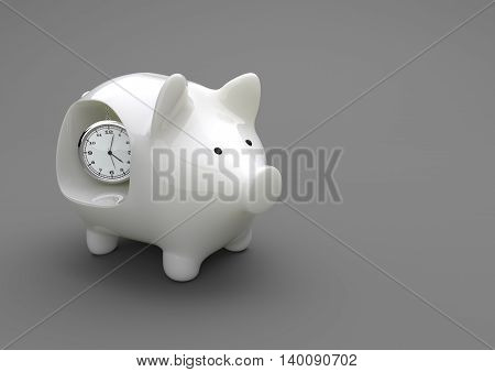 Time Piggy Bank