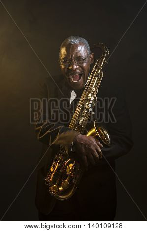 African American Saxophonist Sax Jazz Music artist entertainment