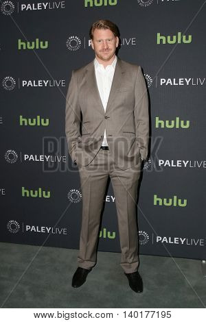 LOS ANGELES - JUL 26:  Dash Mihok at the An Evening with