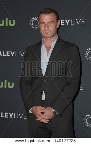 LOS ANGELES - JUL 26:  Liev Schreiber at the An Evening with