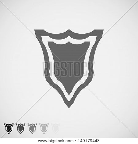 Shield Icon Shield Icon Vector Shield Icon Flat Shield Icon Sign Shield Icon App Shield Icon UI Shield Icon Art Shield Icon Logo Shield Icon Web Shield Icon JPG Shield Icon. Vector Illustration