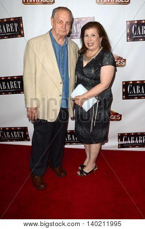 LOS ANGELES - JUL 20:  Paul Dooley, Winnie Holzman at the
