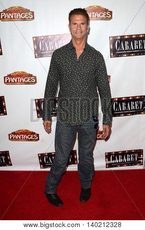 LOS ANGELES - JUL 20:  Lorenzo Lamas at the