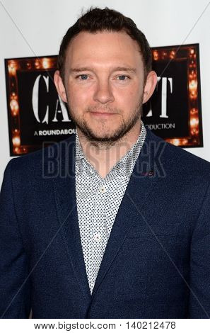 LOS ANGELES - JUL 20:  Nate Corddry at the