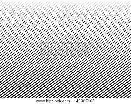 Slanting Lines Rectangular Background / Pattern. Dynamic Diagonal, Oblique Straight Parallel Lines M