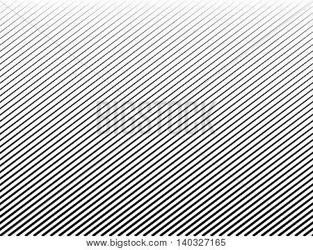 Slanting Lines Rectangular Background / Pattern. Dynamic Diagonal, Oblique Straight Parallel Lines M