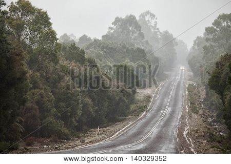 Murchison Highway Tasmania