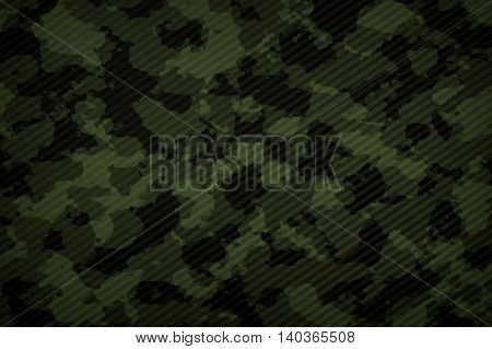 abstract army painting background