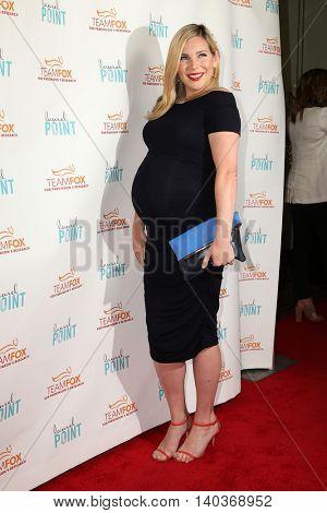 LOS ANGELES - JUL 27:  June Diane Raphael at the