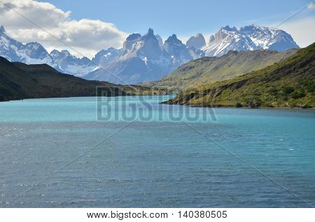Paradise on Earth in Chile's Torres del Paine national park