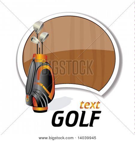 golf sign #3