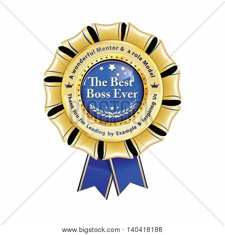 best boss ever vector photo free trial bigstock