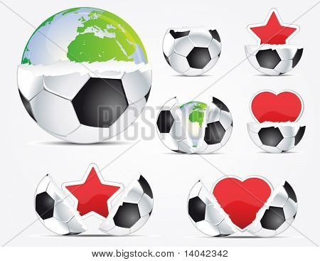 creative football signs