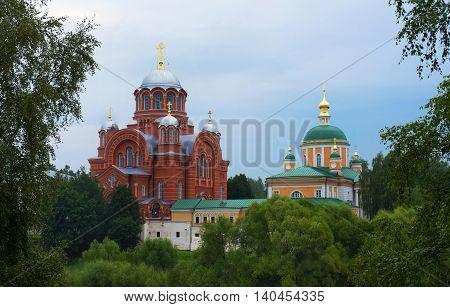 Pokrovsky Khotko Monastery