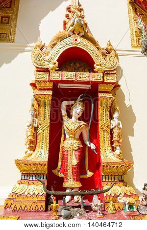 Wat Phra That Doi Suthep. Chiang Mai, Thailand poster