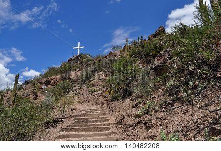 Via Crucis In Chilecito