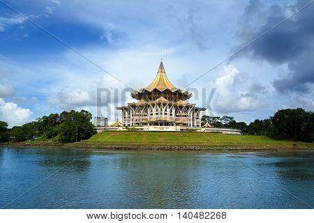 Sarawak State Legislative Assembly (dewan Undangan Negeri)