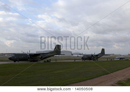 German Airforce Evac Ops