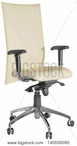 Imitation Leather, Swivel Office Chair 01 b