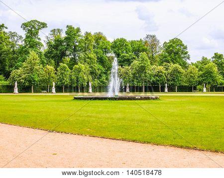Park Sanssouci In Potsdam Hdr