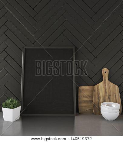 Kitchen Counter Work Surface