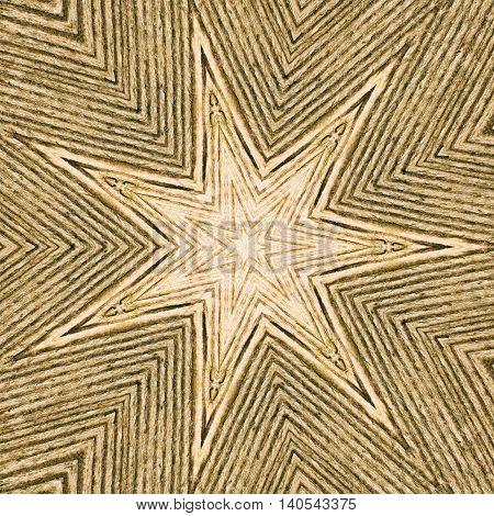 Abstract Kaleidoscope Seamless Pattern