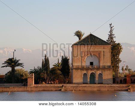 Menara Gardens Pavilion